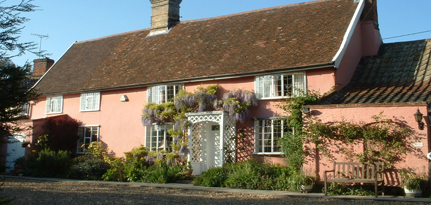 Bridge House, Woodbridge, Framlingham Bed and Breakfast