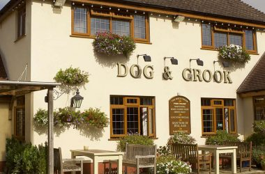 Dog & Crook Bed and Breakfast