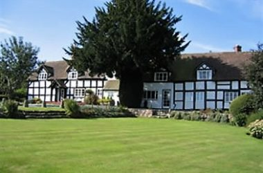 Rectory Farm, Church Stretton Bed and Breakfast