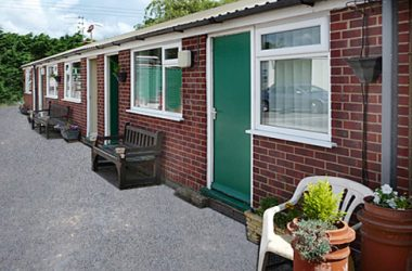 Wheelers Rest Motel, Burn-le-Marsh, Skegness Bed and Breakfast