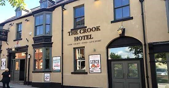 The Crook Hotel, County Durham