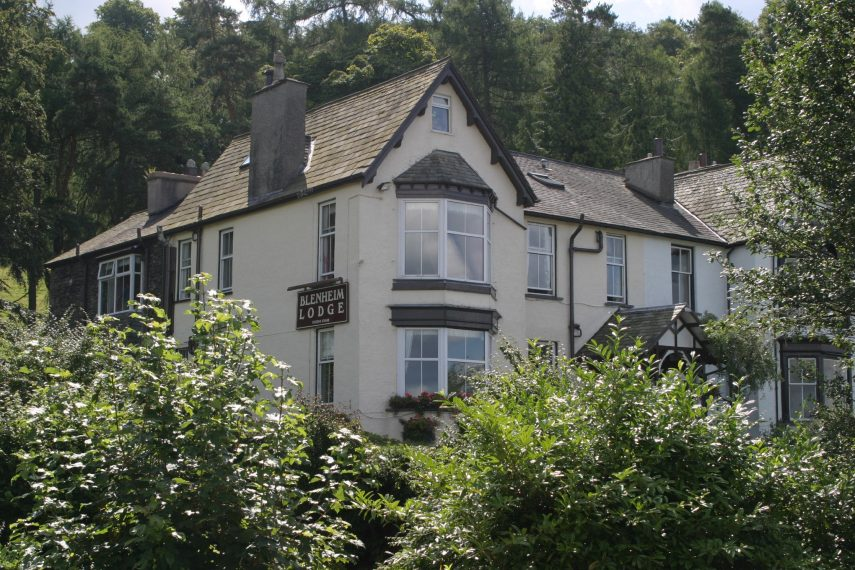 Blenheim Lodge, Bowness-on-Windermere Bed and Breakfast