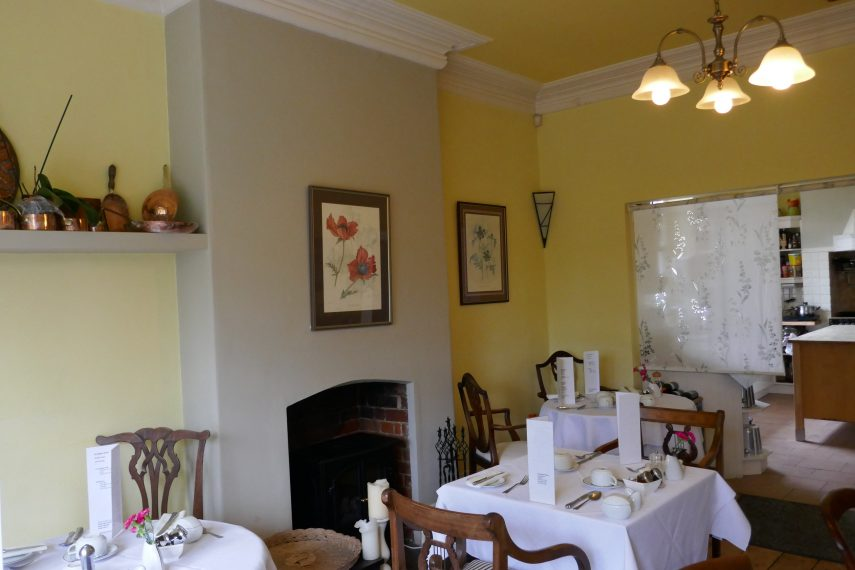 Kerrington House Breakfast Room